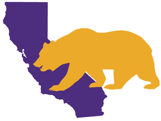 Roof Replacement CA Logo - California State Bear